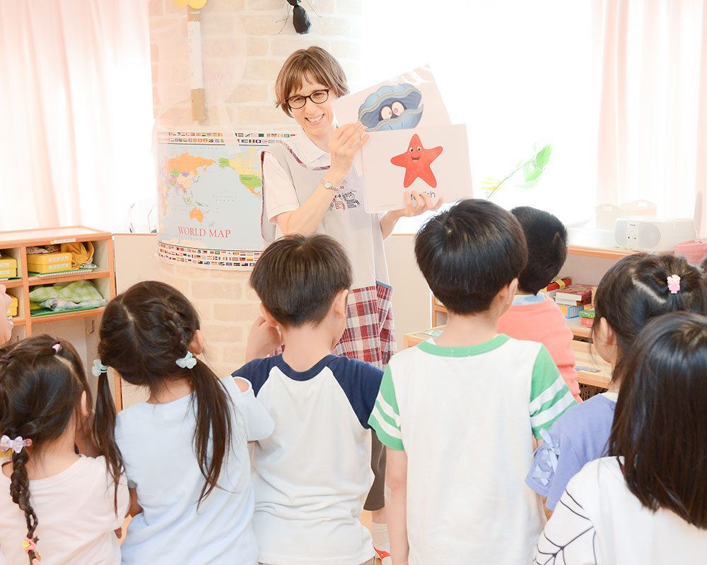 子ども英会話教室のプリメックスクリエイティブクラブ